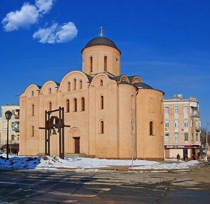 Храм Успения Пресвятой Богородицы (Пирогощи)