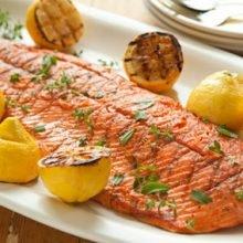 Красная рыба… Осторожность не помешает!