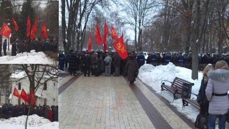 22 февраля коммунисты праздновали 23 февраля