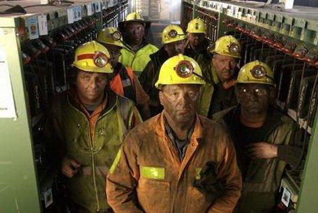 Гибнут шахтеры