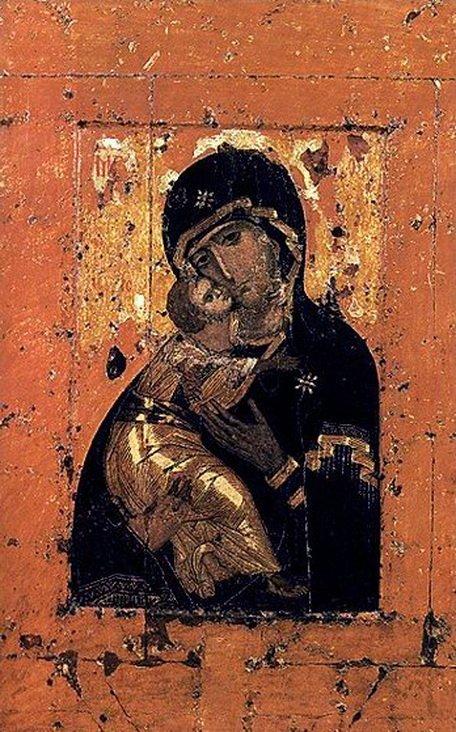 Владимирская Великая Чудотворная икона