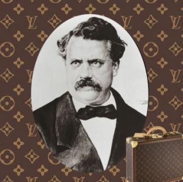 Человек-бренд Louis Vuitton